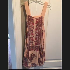 Gorgeous free people tunic